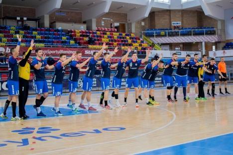 Şanse mici pentru reluarea sezonului de handbal. Ce se întâmplă cu CSM Oradea?
