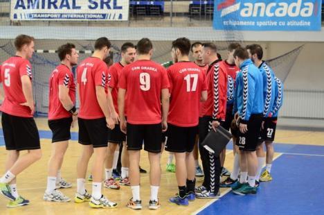 Echipa de handbal CSM Oradea nu se va înscrie în Liga Naţională