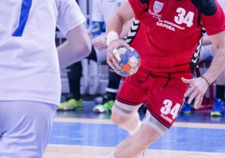 Echipa de handbal CSM Oradea participă la turneul amical de la Sighișoara