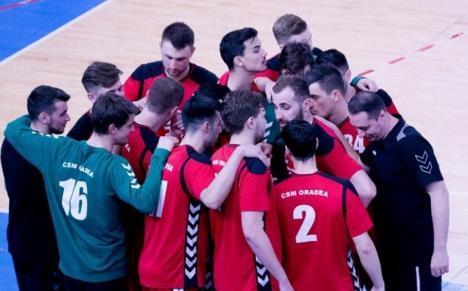 Handbaliştii de la CSM Oradea au susţinut o dublă amicală la Turda, cu Potaissa