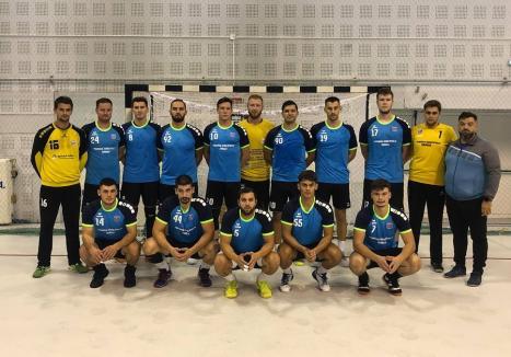 CSM Oradea îşi cunoaşte programul din noua ediţie a Diviziei A la handbal masculin