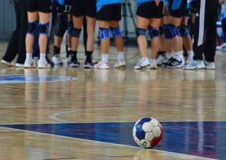 Un nou joc dificil pentru handbalistele de la CSU CSM Oradea, în Seria B a Diviziei A