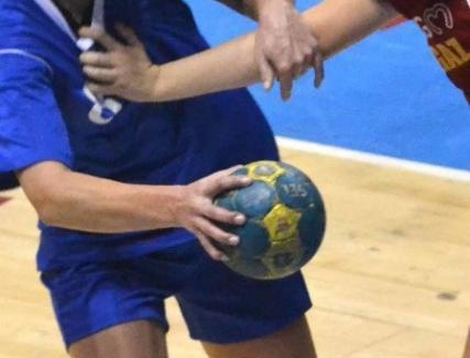 Handbalistele de la CSU CSM Oradea au cedat cu 11-31, primul joc oficial din noul an, disputat acasă în faţa liderului