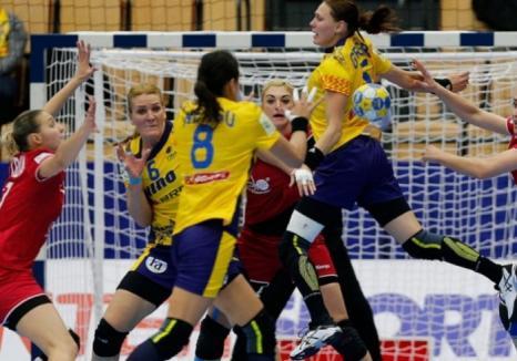 Meciul dintre naţionalele de handbal feminin ale României şi Austriei se joacă vineri la Oradea cu casa închisă!