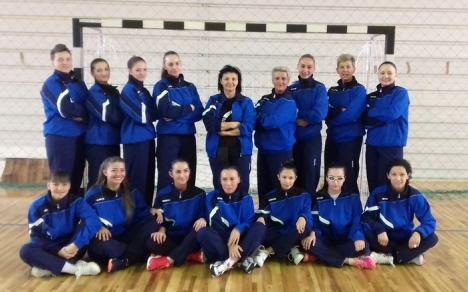 Surpriza etapei: Handbalistele de la CSU Oradea au remizat cu 30-30, pe terenul echipei FC Argeş