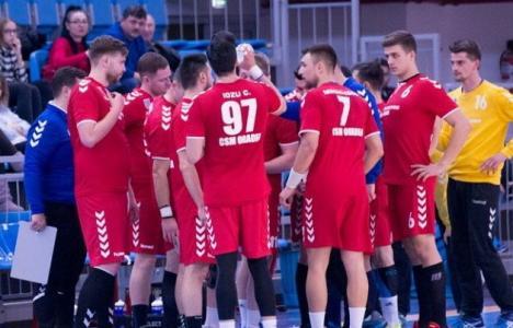 Încă o victorie pentru handbaliştii de la CSM: 33-30 cu HC Sibiu!