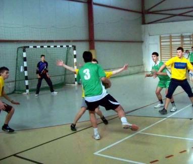 Turneu de handbal juniori la Oradea