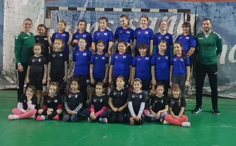 A apărut un nou club de handbal în Oradea: AS Triumph