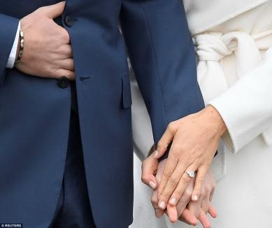 Prinţul Harry s-a logodit cu actriţa Meghan Markle (FOTO)
