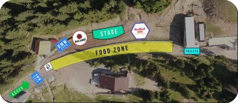 High la munte! În premieră, la Vârtop se organizează un festival de vară, cu aventuri montane, muzică electronică şi mâncare bună