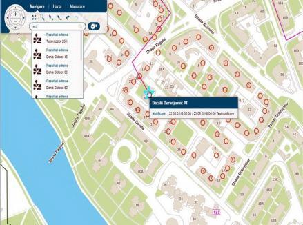 Totul pe față! Termoficare Oradea îşi lansează o aplicaţie prin care va anunţa avariile în timp real (FOTO)