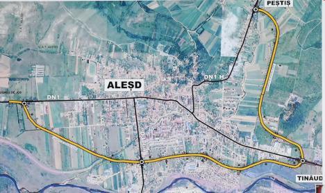 Centura Aleșd, fără întoarcere: Aleșii bihorenilor au aprobat exproprierile și indicatorii tehnico-economici pentru construirea șoselei cu fonduri UE