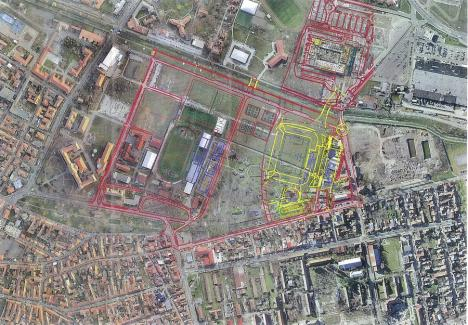 Pentru noul stadion: Primăria Oradea vrea să aloce 5,1 milioane lei pentru exproprierea terenurilor firmei Selina