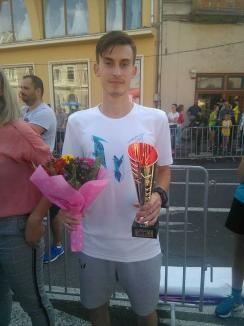 Bihorenii Eduard Hercuţ şi Călin Laza, principalii învingători la Oradea City Running Day
