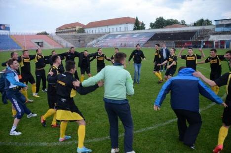 FC Hidişel a câştigat Turneul amical de fotbal Bihor - Hajdu-Bihar şi a câştigat 60.000 de lei