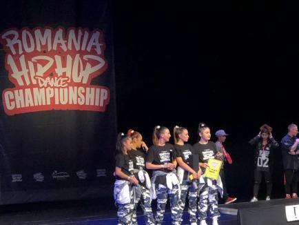Hip hop: Orădenii de la Switch Crew și Power Up Crew s-au calificat la Campionatul Mondial din Statele Unite (FOTO)