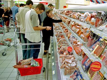 Marile magazine nu măresc preţurile... deocamdată!