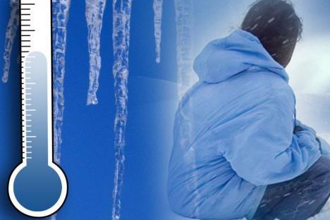 Hipotermia: De ce trebuie să te ferești de frig