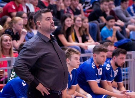 CSM Oradea speră să se impună și la Sibiu, în jocul de luni, din Divizia A