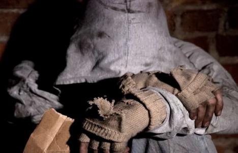 Prima victimă a gerului în Oradea: Un bărbat de circa 60 de ani, găsit îngheţat bocnă