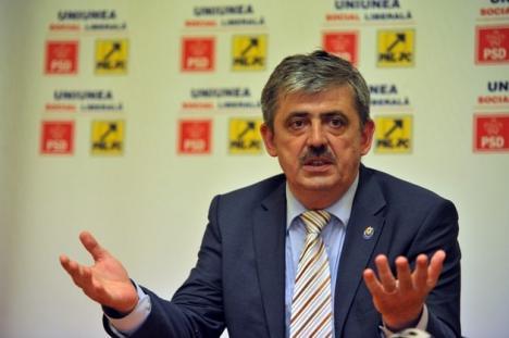 Preşedintele CJ Cluj, arestat pentru luare de mită