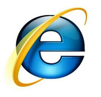 Internet Explorer, un browser nesigur