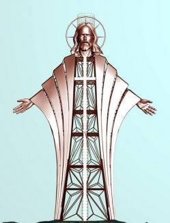 România va avea cea mai mare statuie a lui Iisus din Europa de Est