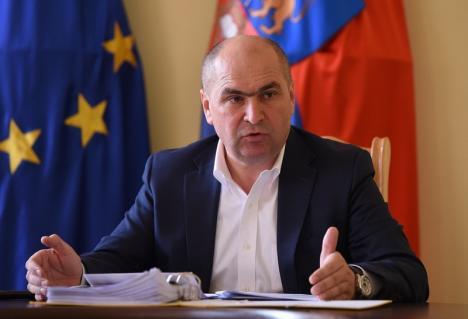 Primarul Ilie Bolojan: La Spitalul Municipal din Oradea mai sunt 60 de bolnavi de Covid-19.Sper că relaxarea nu va duce la o creştere a cazurilor