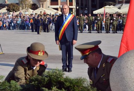 Mesajul primarului Ilie Bolojan de Paşte: 'Trupele de elită nu-şi abandonează răniţii pe front. Nici un orădean nu trebuie lăsat în urmă'