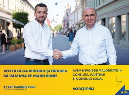 Ilie Bolojan, apel către bihoreni: Ieșiți la vot!
