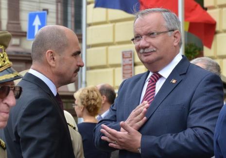 Ioan Mang îl face pe Ilie Bolojan… comunist! PSD va propune CJ Bihor să preia Spitalul Judeţean