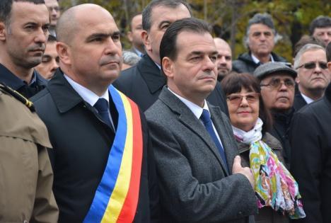 Ludovic Orban anunţă: Ilie Bolojan candidează pentru un nou mandat la Primăria Oradea. Se caută omul potrivit pentru preşedinţia CJ Bihor