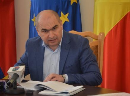 Marea Unire: Primarul Ilie Bolojan 'coace' desfiinţarea Poliţiei Locale