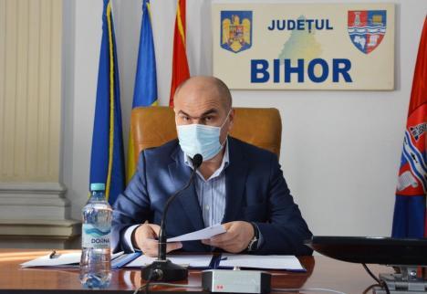 Metoda Bolojan: CJ Bihor va împărţi bani primăriilor după 12 criterii clare. Vezi care sunt!