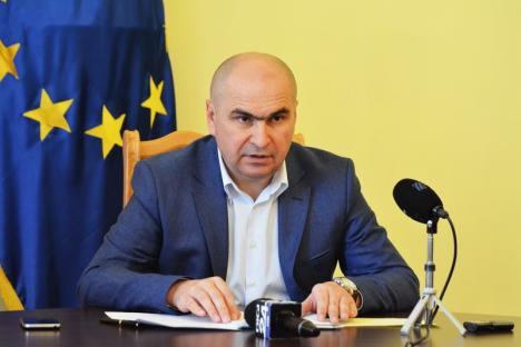 PSD vrea dezincriminarea intervenţiei neautorizate asupra monumentelor istorice. Bolojan: 'Ar trebui păstrate sancţiunile penale pentru cazurile grave'