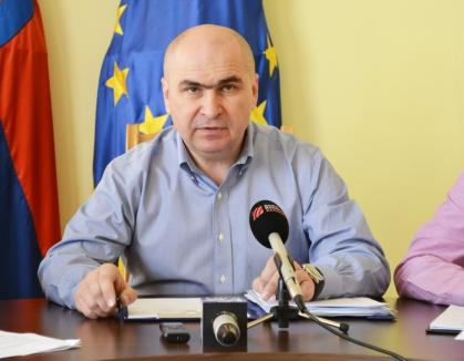 Bolojan: 'Primăria Oradea vrea să obţină licenţă de exploatare a resursei de apă geotermală'