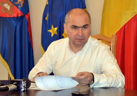 Primarul Ilie Bolojan insistă pentru mutarea Muzeului Ţării Crişurilor în Cetate