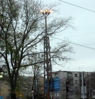 Iluminatul stradal intră în dezbatere publică