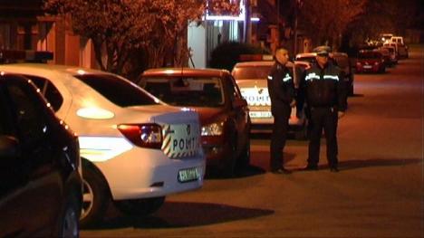Împușcături în Oradea, în clădirea soției fostului șef al Parchetului de pe lângă Tribunalul Bihor (FOTO)