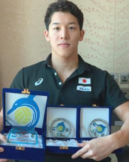 Jucătorul Yusuke Inaba, de la CSM Oradea, a fost desemnat cel mai bun poloist la Campionatul Mondial U20 din Kuweit (VIDEO)