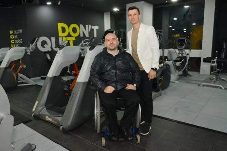 Fit4U te vrea sănătos! Primul centru dedicat vieţii sănătoase din Oradea, inaugurat în magazinul Crişul, după o investiţie uriaşă (FOTO / VIDEO)