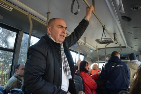 Inaugurare în stilul Bolojan: 'Începând de acum drumul expres este deschis traficului rutier!' (FOTO/VIDEO)