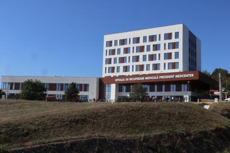 Cel mai modern spital de recuperare medicală din țară, President Medcenter din Băile Felix, inaugurat cu un tur de vizitare care a impresionat (FOTO / VIDEO)