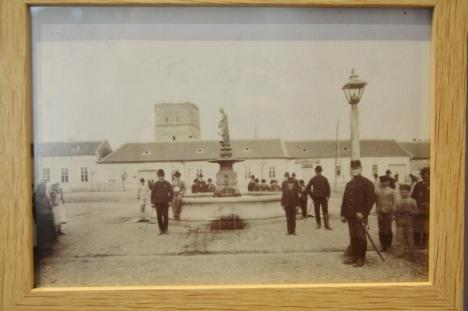 Preşedintele Ungariei, Áder János, a descuiat Turnul Ciunt din Salonta (FOTO)