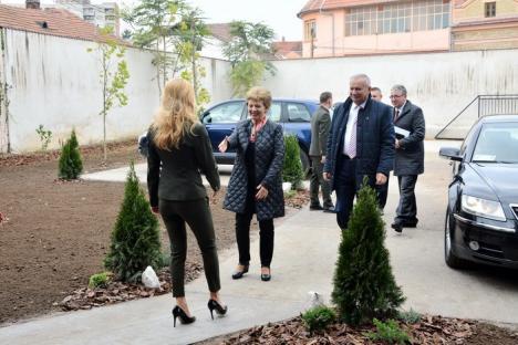 Garda Forestieră Oradea s-a mutat în vilă nouă, inaugurată de ministrul Doina Pană (FOTO)