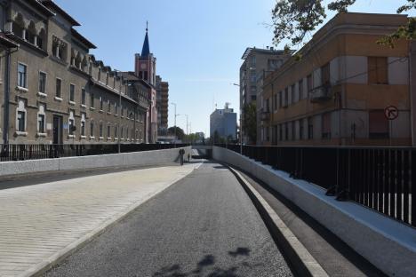 Pasajul subteran Magheru din Oradea, inaugurat în prezenţa ministrului Marcel Boloş(FOTO / VIDEO)