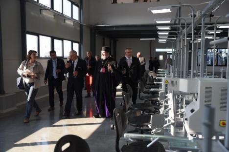 VALTRYP, la mai mare! O fabrică orădeană, parteneră a unor producători auto internaţionali, se extinde (FOTO)