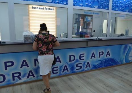 Compania de Apă Oradea: luni și marți NU va fi program cu publicul!