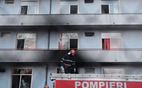 Şase clădiri ale unor spitale din Oradea şi din Marghita nu au autorizaţie de securitate la incendiu