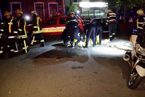Cutremurător: Primul apel la 112 care anunţă incendiul din Colectiv: 'Acum ard nişte oameni!' (AUDIO)